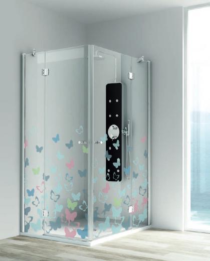 Otorgue a su baño estilo propio con mamparas de ducha a medida | El ...